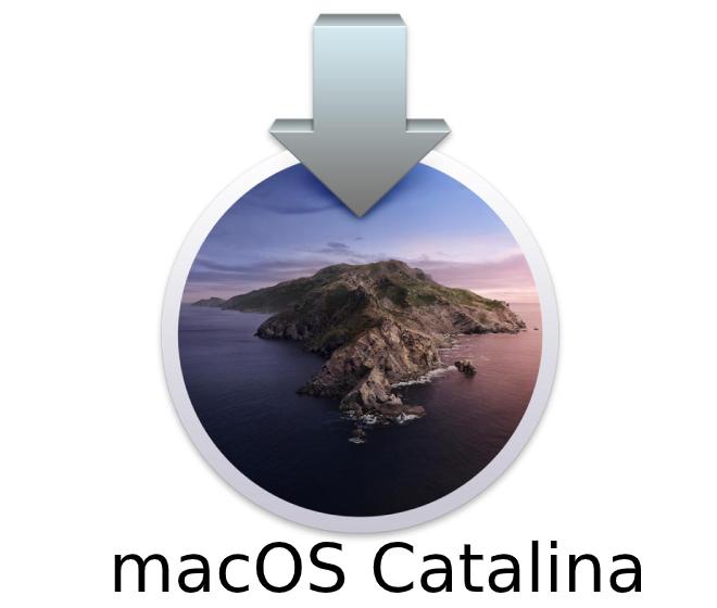 MacOS Catalina USB installer drive